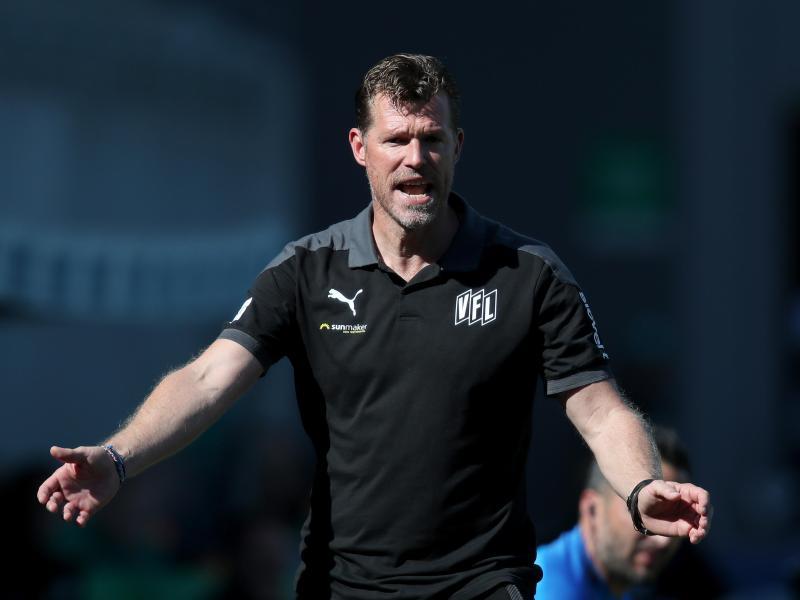 Hofft beim Derby gegen Hannover 96 auf ein volles Stadion: Marco Grote, Trainer vom VfL Osnabrück