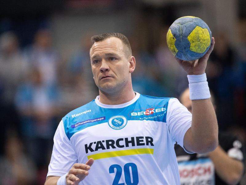 Christian Zeitz spielte in der vergangenen Saison noch beim TVB Stuttgart