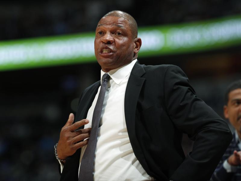 Nach dem Playoff-Aus gegen die Denver Nuggets ist für LA-Clippers-Coach Doc Rivers Schluss