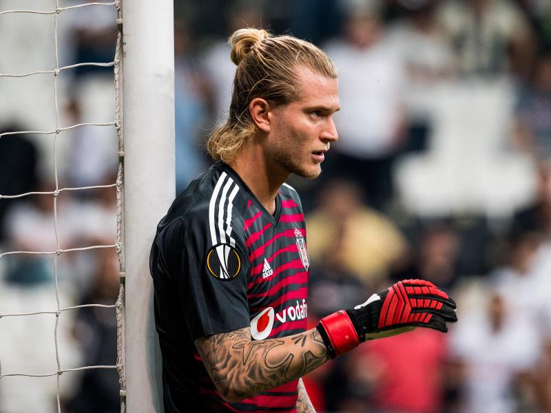 Loris Karius steht jetzt beim 1. FC Union Berlin unter Vertrag