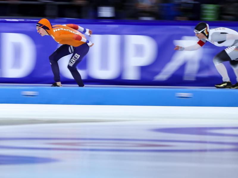 Der Eislauf-Weltverband hat die wichtigsten internationalen Wettbewerbe abgesagt
