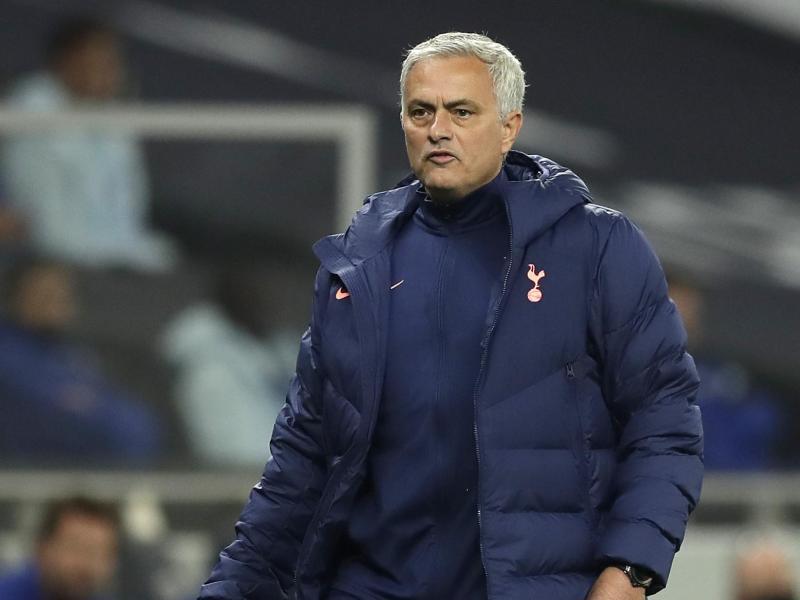 José Mourinho rechnet bei Tottenham Hotspur vorerst nicht mit Gareth Bale