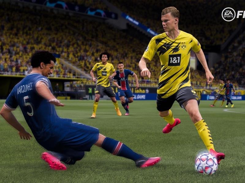 Ab Dienstag können erste Premium-Vorbesteller das neue FIFA spielen