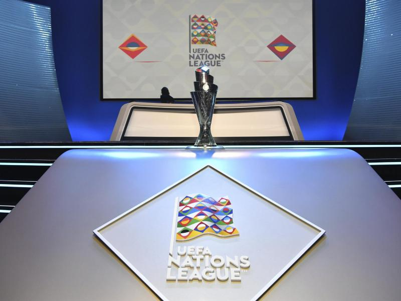 Die UEFA hat zwei Nations-League-Spiele verlegt