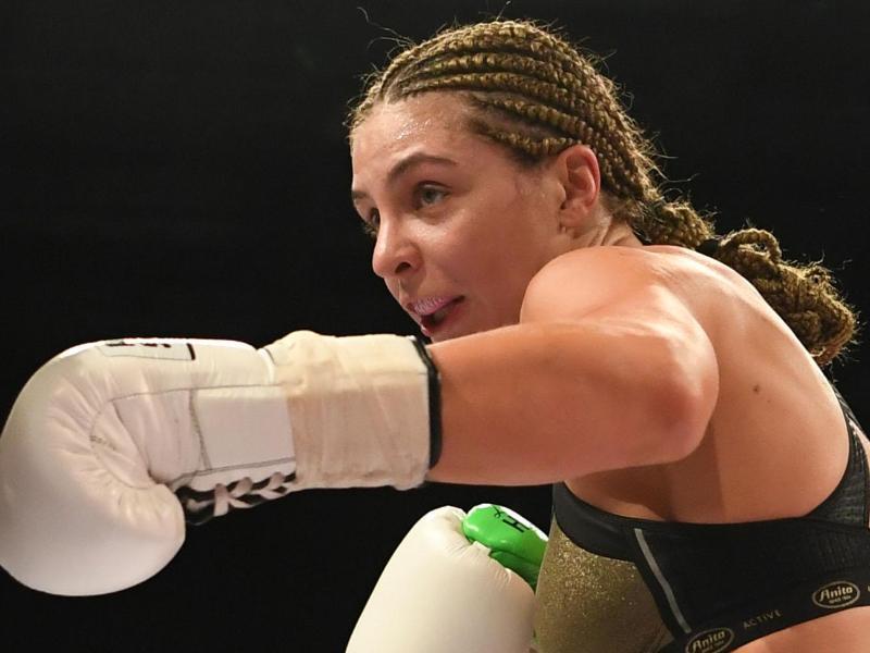 Christina Hammer will wieder Box-Weltmeisterin werden