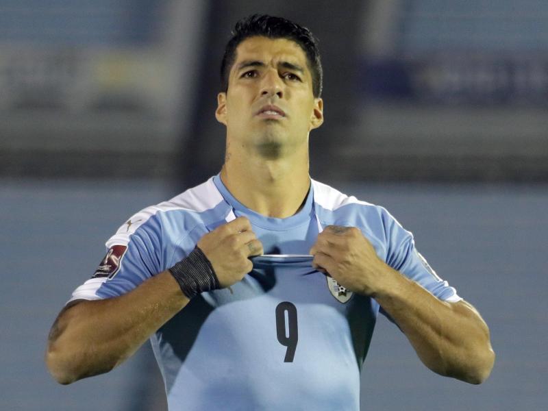 Der Uruguayer Luis Suárez fühlte sich zuletzt beim FCBarcelona ungerecht behandelt