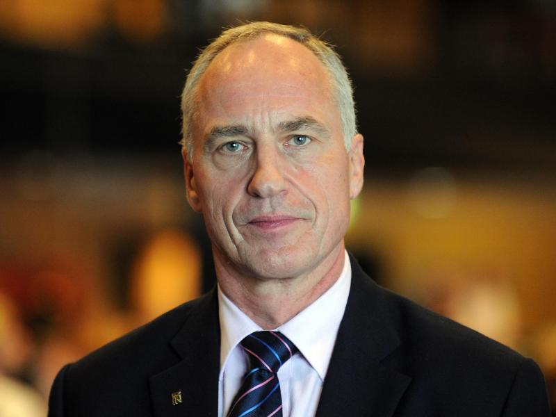 Der Sportdirektor des Deutschen Turner-Bundes (DTB), Wolfgang Willam