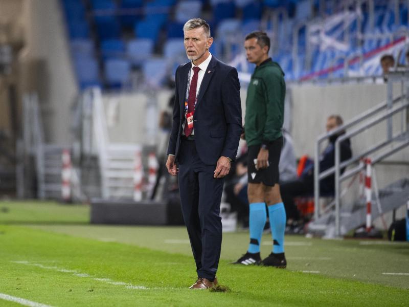 Wurde positiv auf das Coronavirus getestet: Tschechiens Nationaltrainer Jaroslav Silhavy
