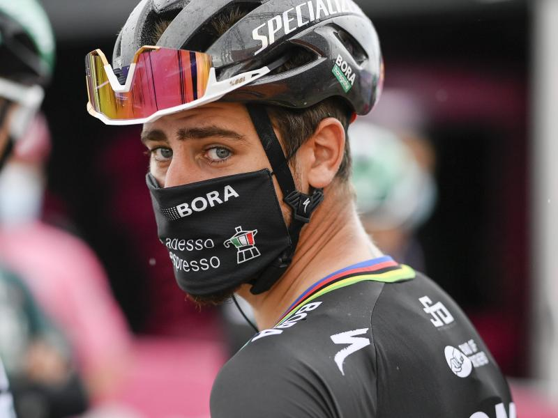 Sagan hat die 10. Etappe des Giro gewonnen