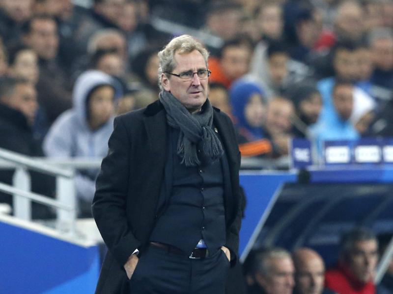 Der Schwede Erik Hamrén ist Trainer der Nationalmannschaft Islands