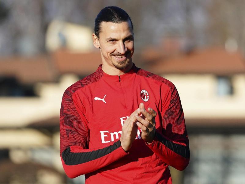 Hat den Ruf ein Kämpfer zu sein: Zlatan Ibrahimovic