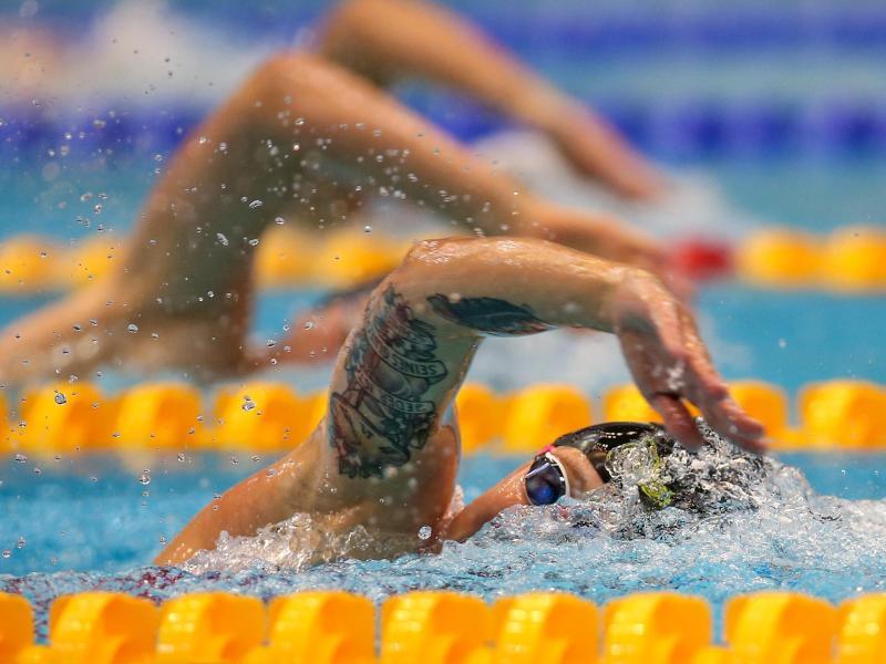 Wegen der Corona-Pandemie finden 2020 keine deutsche Meisterschaften im Schwimmen statt