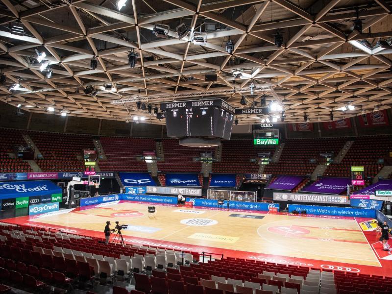 In die Freude über die Zuschauer-Rückkehr im deutschen Basketball hat sich leichte Ernüchterung gemischt
