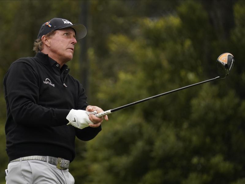 Phil Mickelson hat sein zweites Turnier bei den über 50-Jährigen gewonnen