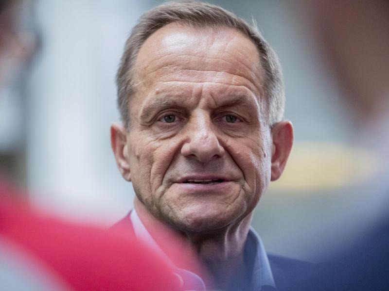Alfons Hörmann ist der Präsident des Deutschen Olympischen Sportbundes (DOSB)