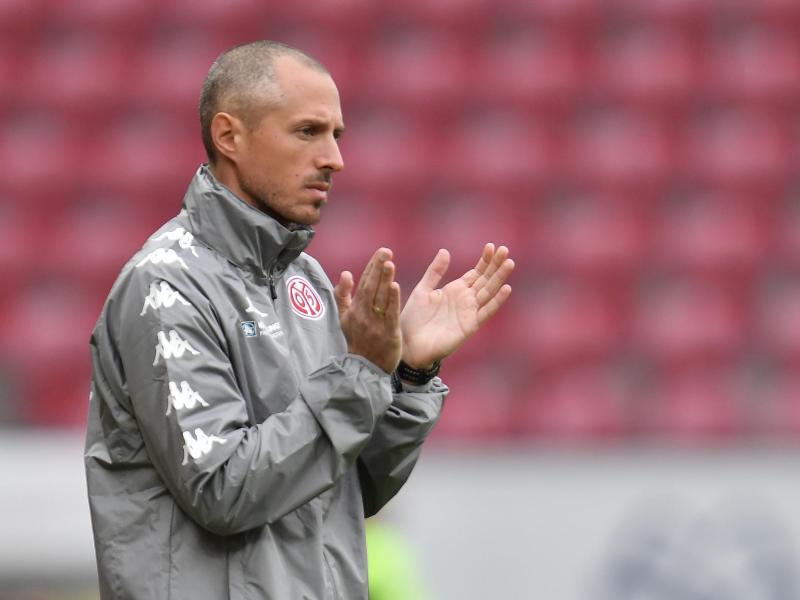 Jan-Moritz Lichte ist der neue Trainer des FSV Mainz 05
