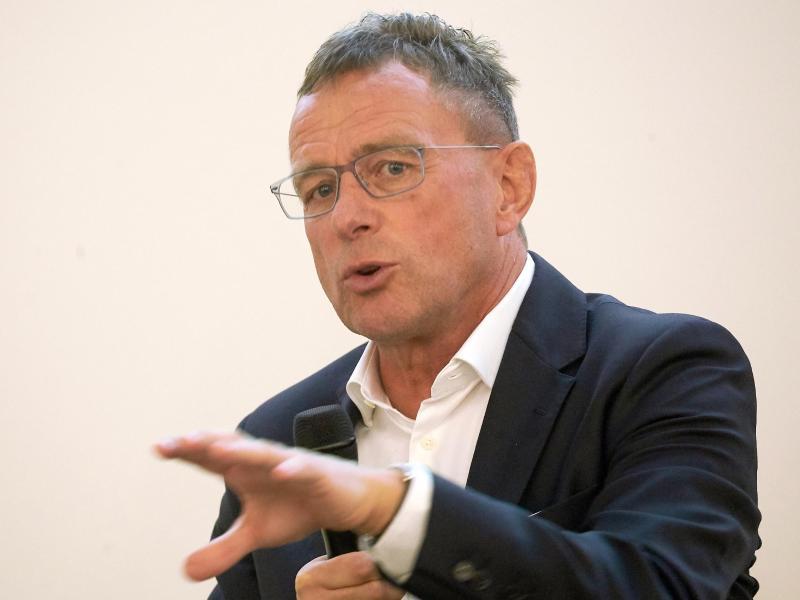 Ralf Rangnick sucht eine neue Herausforderung
