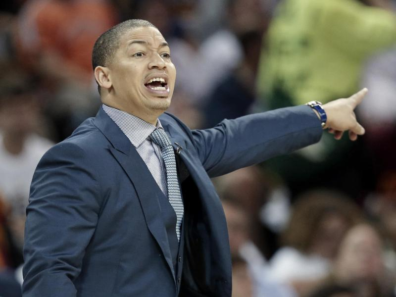 Gibt zukünftig Anweisungen bei den Los Angeles Clippers: Tyronn Lue