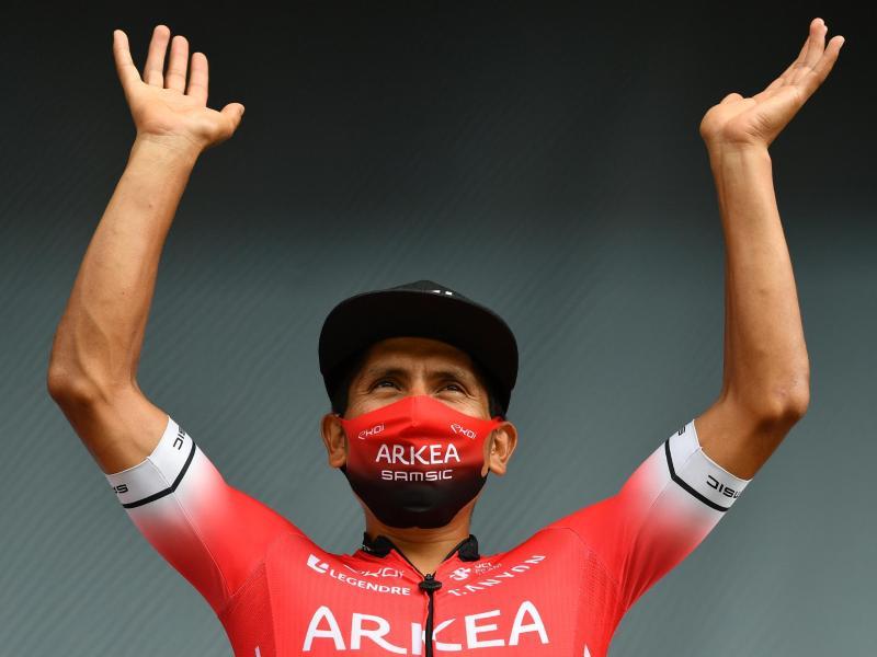 Wurde an beiden Knien operiert: Nairo Quintana