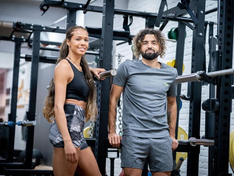 Alexandra Wester und Joshiko Saibou wollen ihre sportlichen Karrieren fortsetzen