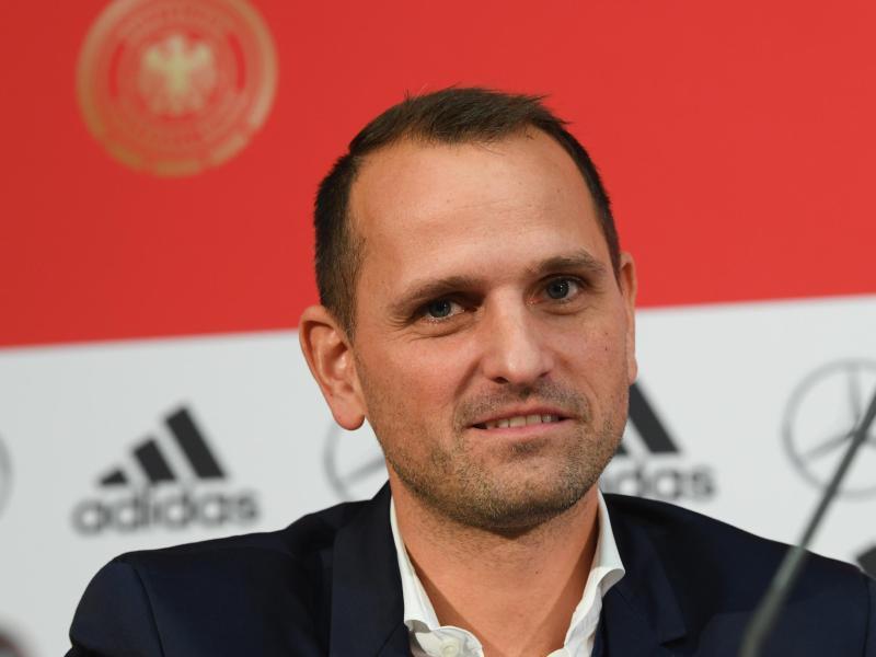 Joti Chatzialexiou, Sportlicher Leiter der Nationalmannschaften. Foto: Arne Dedert/dpa/Archivbild