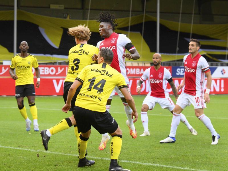 Ajax Amsterdam fertigte VVV Venlo mit 13:0 ab