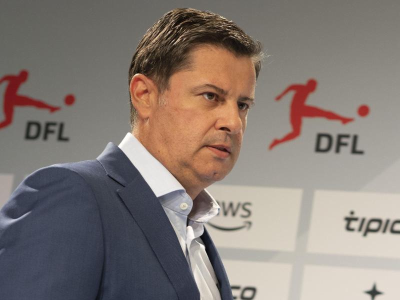 """Nach """"Bild""""-Informationen wird DFL-Chef Seifert seinen am 30.Juni 2022 auslaufenden Vertrag nicht verlängern."""