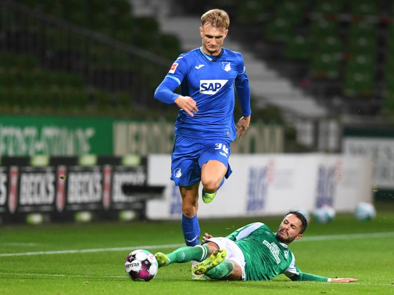 Der Hoffenheimer Stefan Posch verlängerte seinen Vertrag