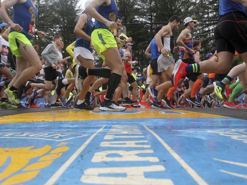 Der 125. Boston-Marathon soll frühestens im Herbst 2021 stattfinden. Foto: Stew Milne/FR56276 AP/dpa