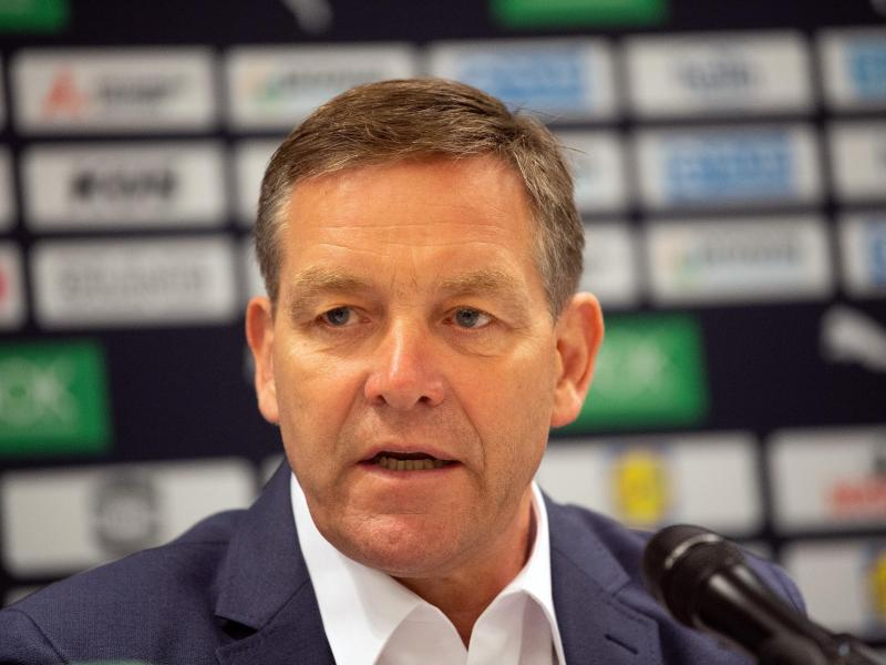 Gibt mit Verzug sein Debüt als Handball-Bundestrainer: Alfred Gislason. Foto: Federico Gambarini/dpa