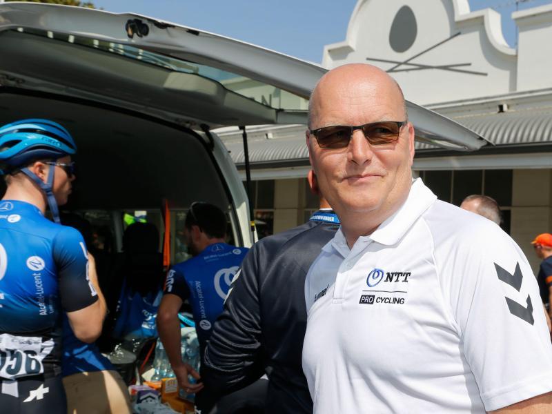 Tritt von seinem Posten als Teammanager bei NTT zurück: Bjarne Riis