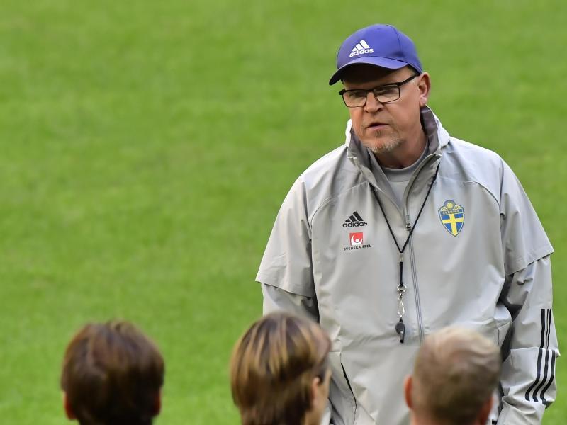 Positiv getestet: Schwedens Nationaltrainer Janne Andersson