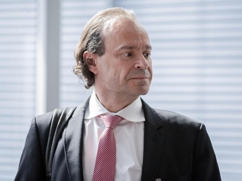 Staatsanwalt Kai Gräber von der Schwerpunkt-Staatsanwaltschaft Doping in München. Foto: Christoph Soeder/dpa