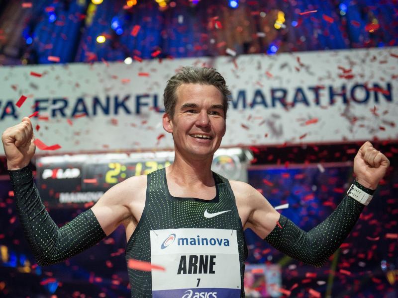 Beendet seine aktive Marathon-Laufbahn:Arne Gabius