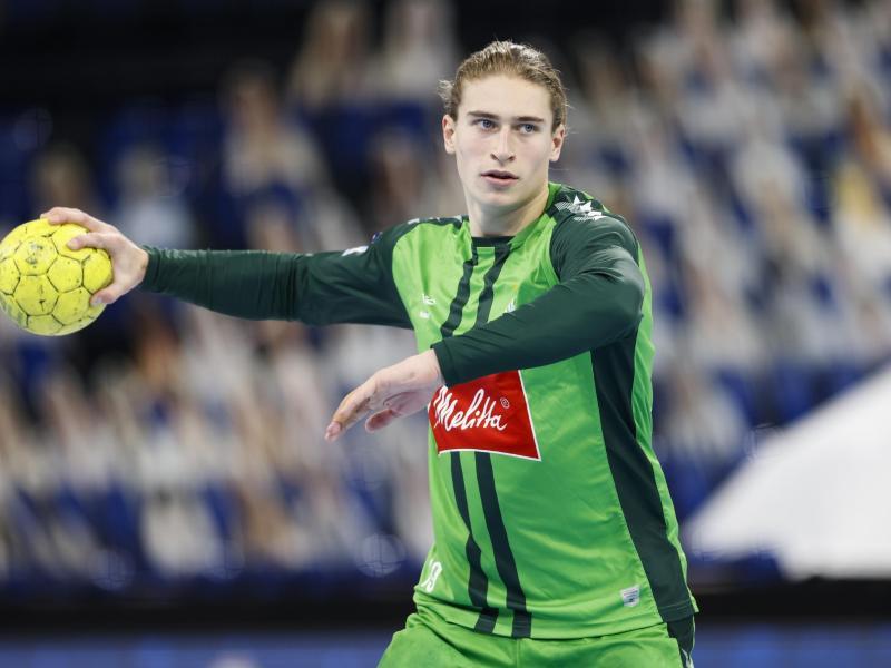 Befindet sich in häuslicher Quarantäne: Handball-Nationalspieler Juri Knorr
