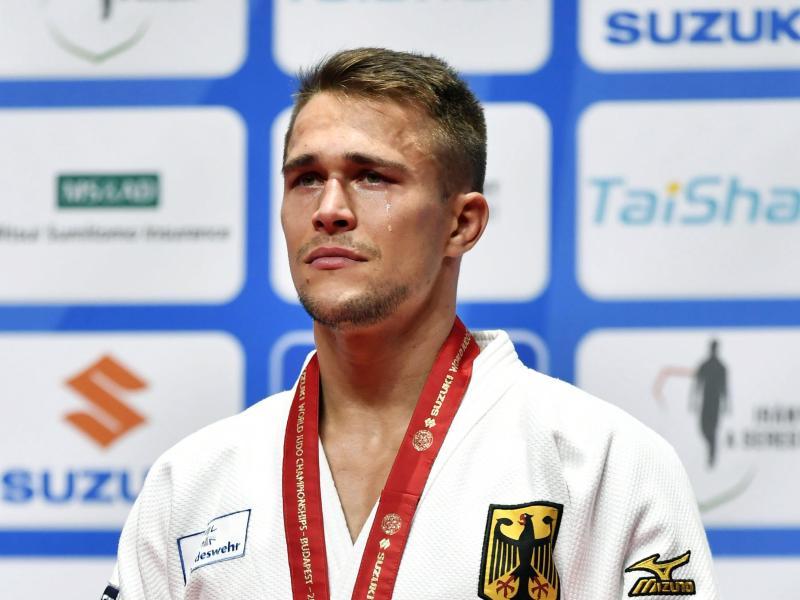 Fällt erkrankt für die Judo-EM aus: Alexander Wieczerzak