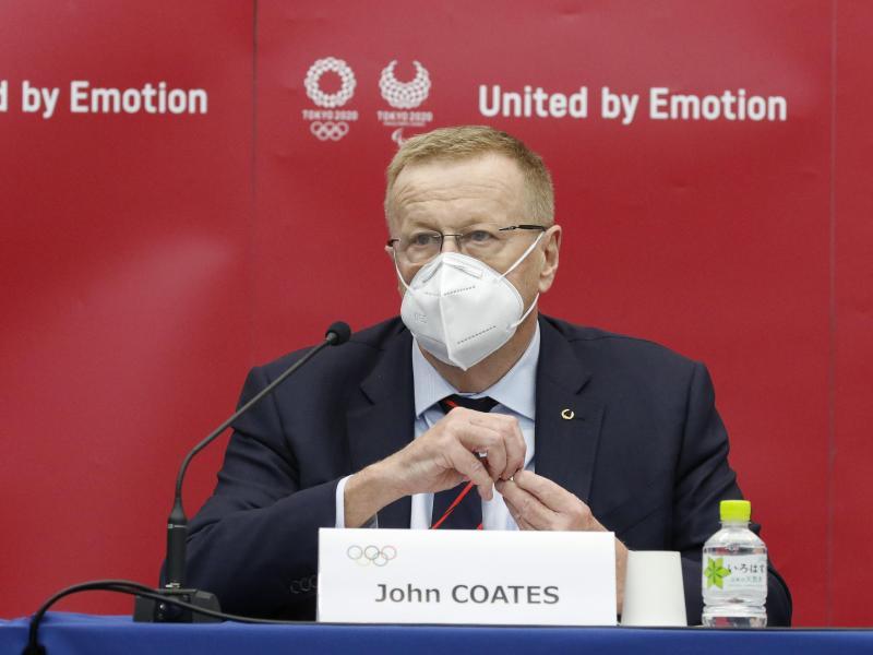 """Will """"sicherstellen, dass das Dorf der sicherste Ort in Tokio"""" ist:John Coates"""