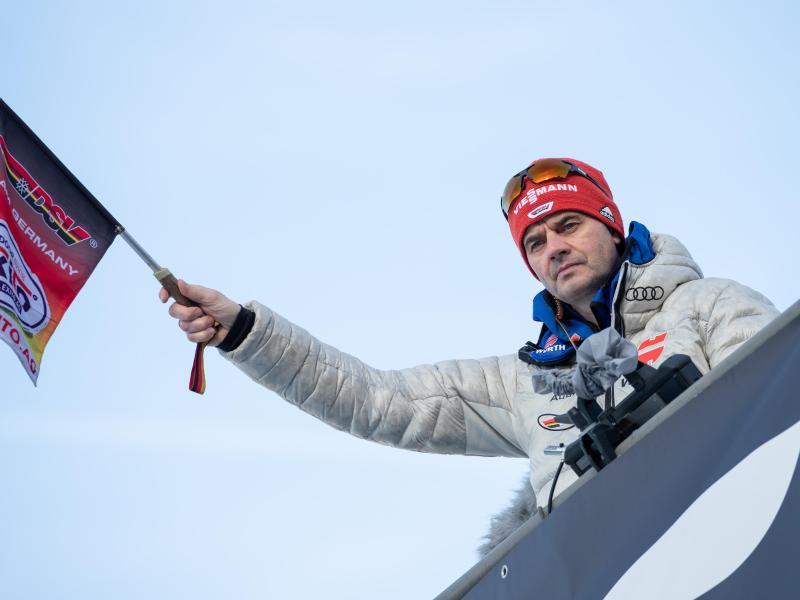 Stefan Horngacher, Bundestrainer der deutschen Skispringer