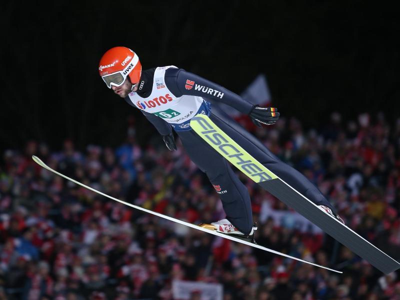Markus Eisenbichler startet in die neue Weltcup-Saison