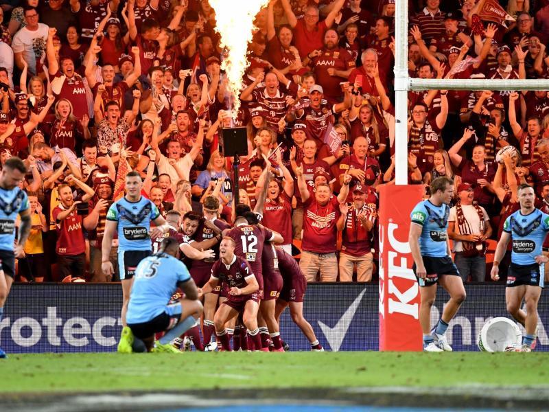 In Brisbane waren knapp 50.000 Fans vor Ort