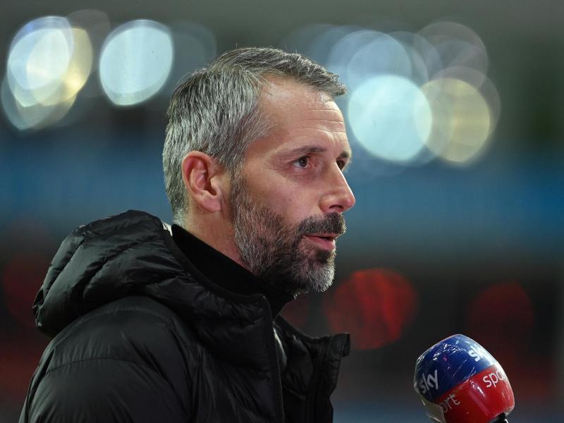 Mönchengladbachs Trainer Marco Rose freut sich schon auf die Rückkehr der Fans in die Stadien
