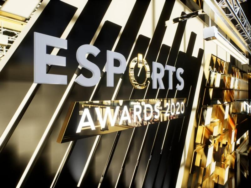 Die Esports Awards mussten in diesem Jahr, wie sonst fast alles auch, virtuell stattfinden