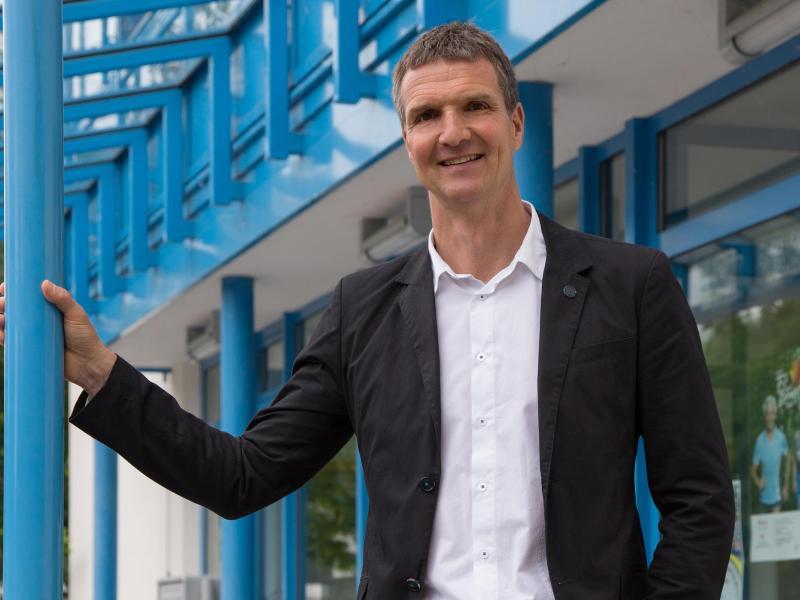 Marco Troll ist der neue Präsident des Deutschen Schwimm-Verbandes