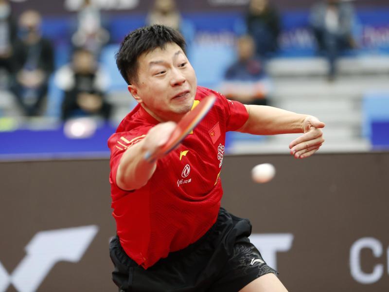 Ma Long hat die ITTF-Finals gewonnen