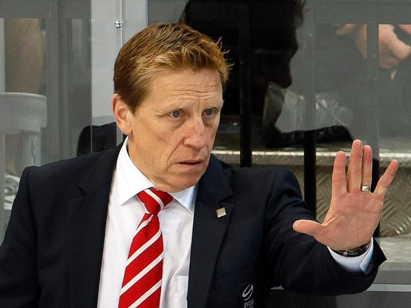 Glen Hanlon ist nicht mehr der Coach der Krefeld Pinguine