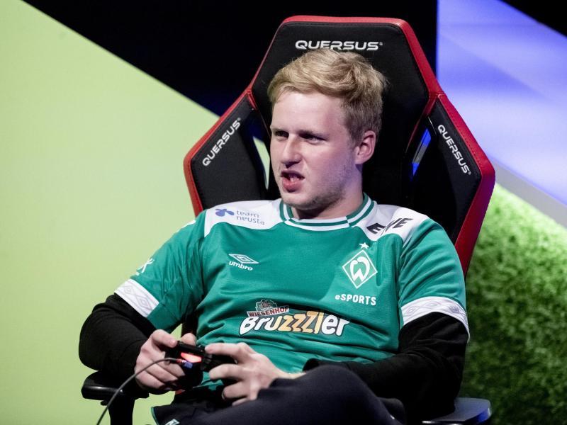 Michael «MegaBit» Bittner strauchelt mit Werder Bremen derzeit in der VBL Club Championship