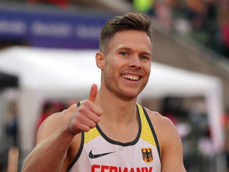 Markus Rehm ist zu «Deutschlands Para-Sportler des Jahrzehnts» gewählt worden