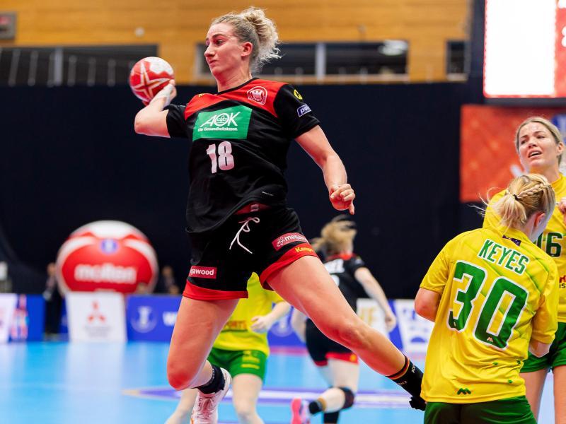 Mia Zschocke verpasst die bevorstehende Europameisterschaft