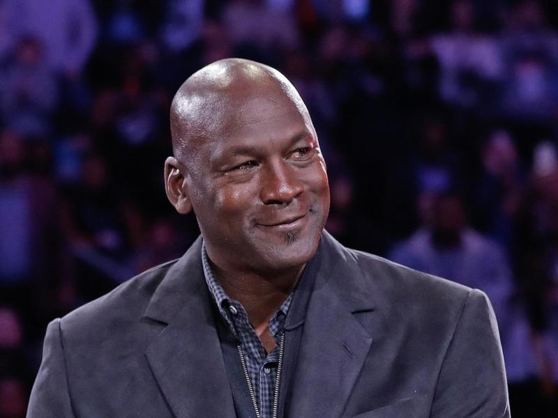Spendet zwei Millionen US-Dollar für die US-Hilfsorganisation «Feeding America»: Michael Jordan