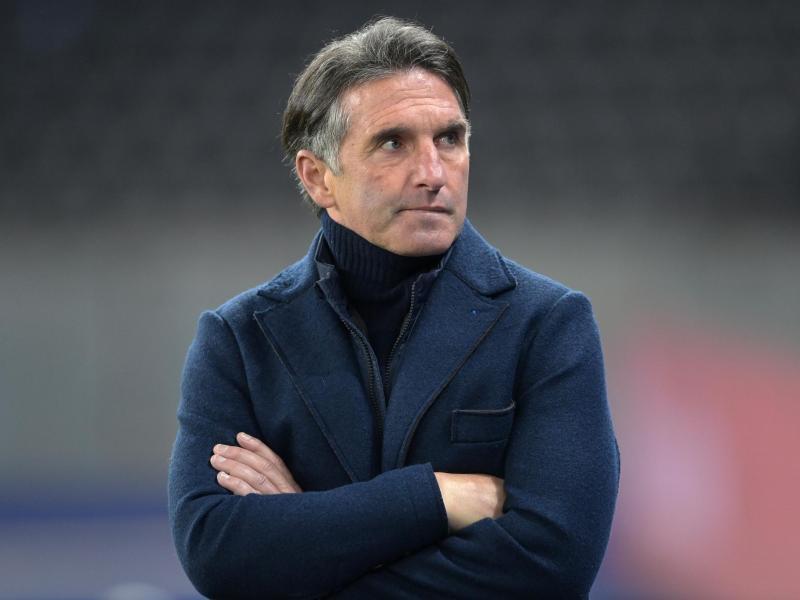 Bei Hertha BSC herrscht noch keine Hierarchie im Team